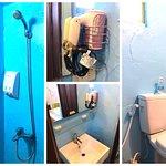 Female Dorm 女生背包房的房內衛浴間