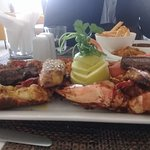 Seafood Food Platter Fresh Catch of the Day