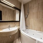 Luxury studio with Cathedral view - Bathroom