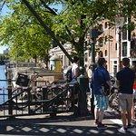 Visite de la ville avec Amsterdam vélo