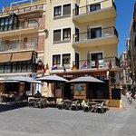 Bar El Quijote near Poniente Beach