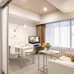 1 Bedroom premier - Dining area