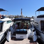 ME Boat experience to Formentera
