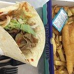 Foto de Yanni's Traditional Fish & Chips