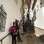 Guests enjoying Ronda