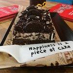 Home made Oreo cake :)