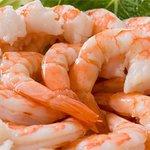 fresh shirimps