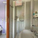 Baño en habitación doble