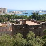 The view from Alcazaba