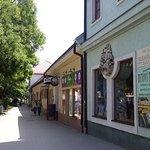 Pezinok streets