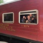 Trainride: Ella - Nuwara Eliya. Tip: Buy tickets for the transport train if possible!