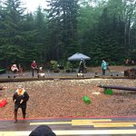 Timber Tina's Great Maine Lumberjack Show照片