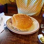 Enormous pancakes!