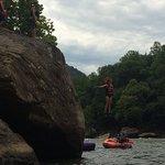 Foto de New & Gauley River Adventures