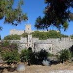 Rhôdes - ville médiévale