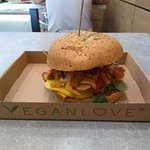 Vegan Love Foto