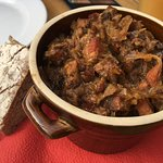 Lovely hunter stew, so much flavour