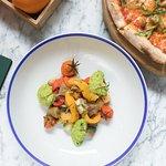 Салат из печёных овощей / Roasted Vegetable Salad