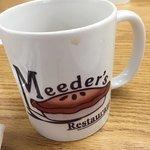 Foto de Meeder's Restaurant