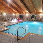 Pool recreation area