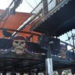 Прогулка на пиратском корабле