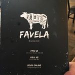 Favela Brazilian Grill Barnsley Foto