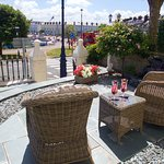 The Elm Tree Hotel terrace offers superior views of Llandudno Promenade and Bay (328156324)