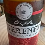 Bière locale TERENEZ Triple