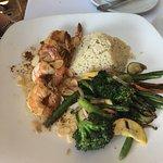 Shrimp Diane