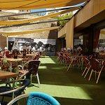La Surena Restaurant along beachfront