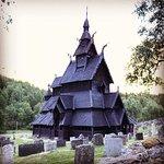 Foto de Borgund Stave Church