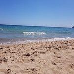 Great beach.