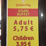 Foto di Golden City Chinese Buffet