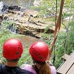 ZipQuest Waterfall & Treetop Adventureの写真