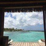 Flamingo Island and Cabana