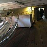 HMB Endeavour capt cooks ship below deck