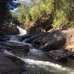 Billede af Meia-Lua and Usina waterfall