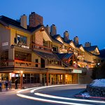 Whistler Village Inn and Suites Night Time
