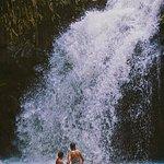 Tiu Pituq Waterfall foto