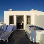 Top floor offers maximum privacy