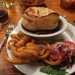 Venison and Ale pie