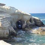 More sea caves