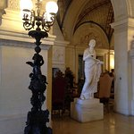 Amazing pieces and statuary at the Breakers