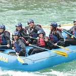 Whitewater rafting is our favorite early summer activity in Glacier National Park!