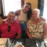 Satari's with Mum and dad
