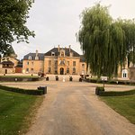 Fantastic chateau environment with authenticity in every brick.  Worth wile to sip in.