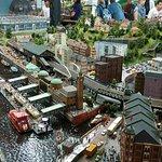 汉堡微缩景观世界照片