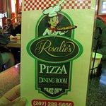 Foto van Rosalie's Pizza