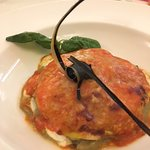 NOTE: for teens and or kids get the egg plant lasagna!!!