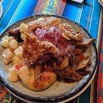 Ecuadorian roast (Hornado)